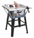 "Sealey 10"" Table saw c/w stand 240volt"